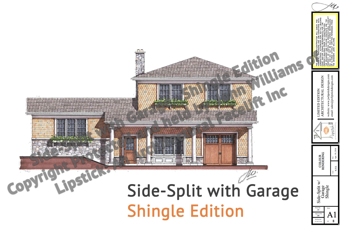 sidesplit-garage-shingle