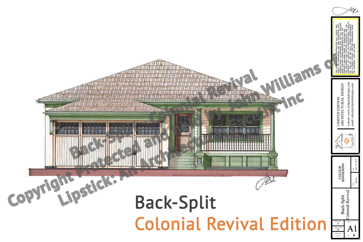 backsplit-colonial
