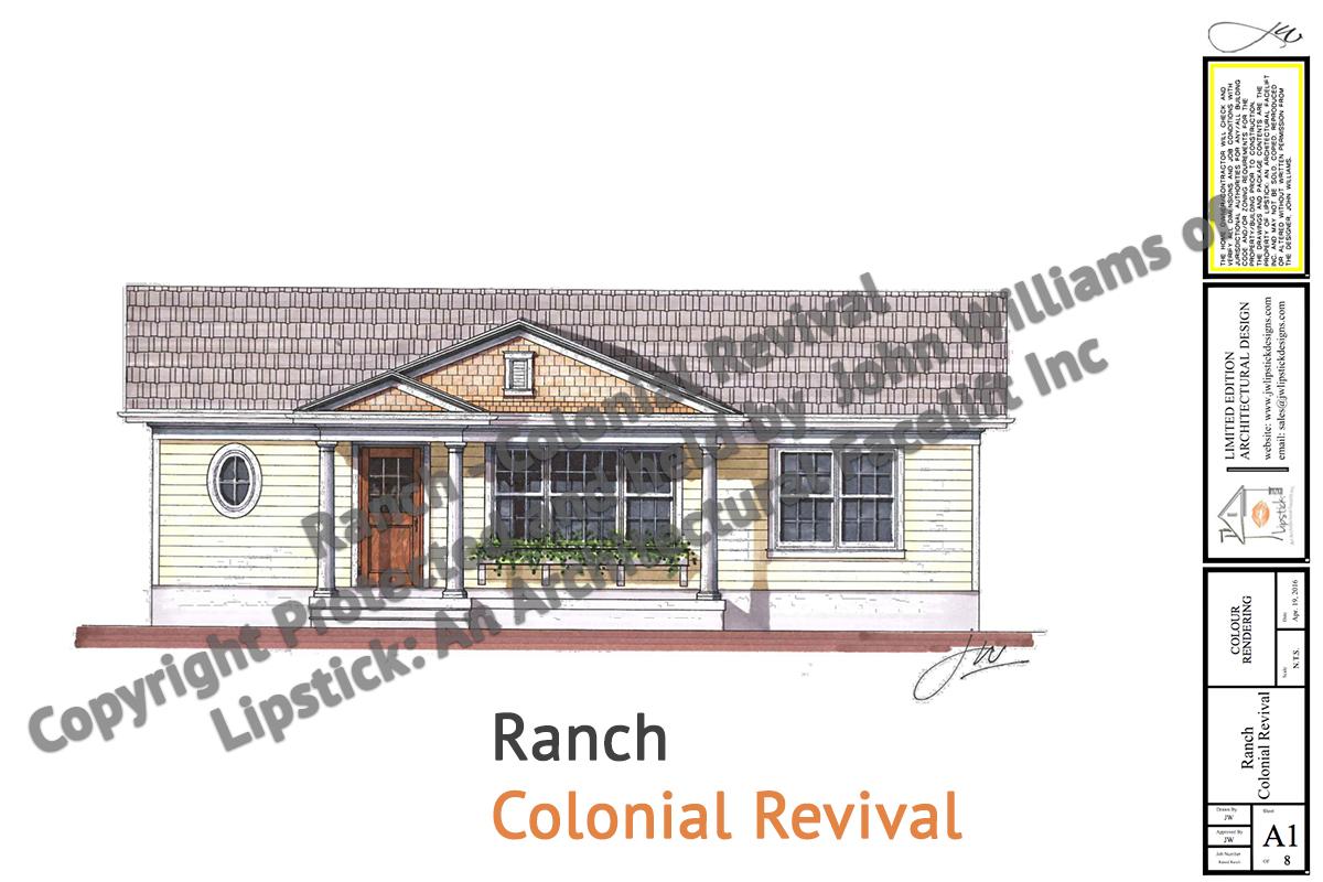 ranch-colonial